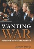 Wanting War