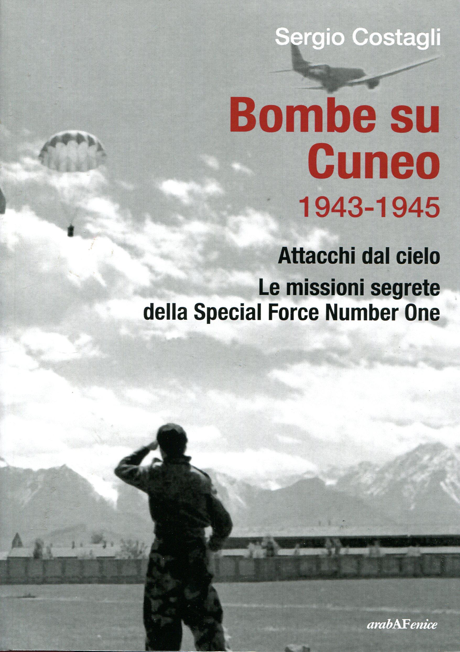 Bombe su Cuneo