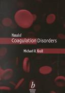 Manual of Coagulation Disorders