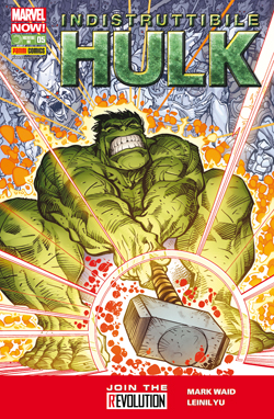 Hulk e i Difensori n. 18