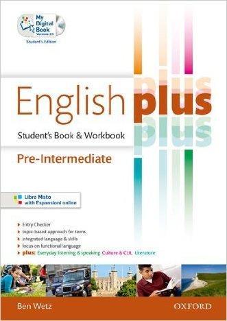 English plus. Pre-intermediate. Student's book-Workbook-My digital book. Per le Scuole superiori. Ediz. speciale. Con espansione online