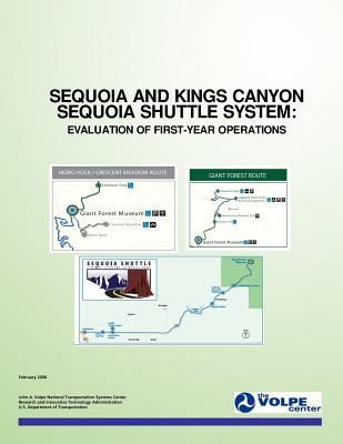 Sequoia and Kings Canyon Sequoia Shuttle System