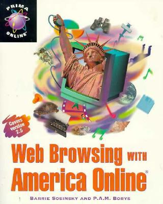 Web Browsing With America On-Line