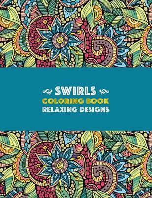 Swirls Coloring Book