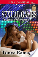 Sexual Games [The Heroes of Silver Springs 8]
