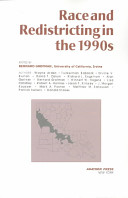Race and Redistricting in the 1990's