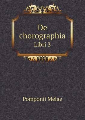 de Chorographia Libri 3