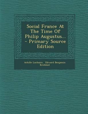Social France at the...