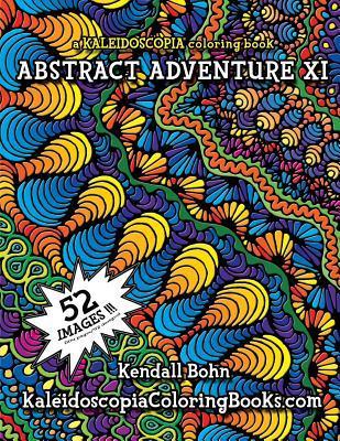 A Kaleidoscopia Coloring Book