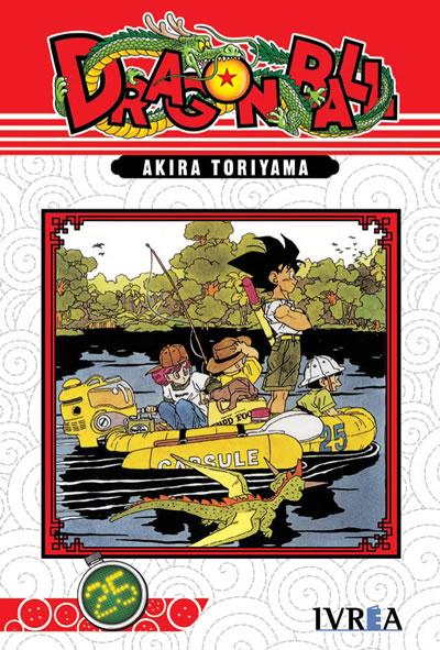 Dragon Ball #25