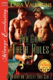 Her Game, Their Rules [The Martinis and Chocolate Book Club 2] (Siren Publishing Menage Everlasting)