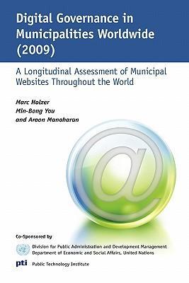 Digital Governance in Municipalities Worldwide, 2009
