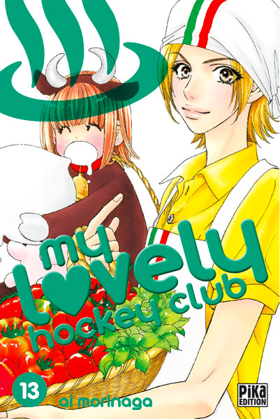 My lovely Hockey Club, Tome 13
