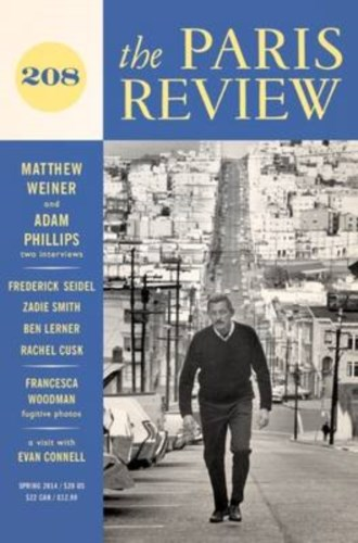 The Paris Review, Issue 208