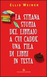 La strana storia del libraio a cui cadde una pila di libri in testa