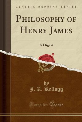 Philosophy of Henry James