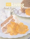 Martha Stewart Living Annual Recipes 2004