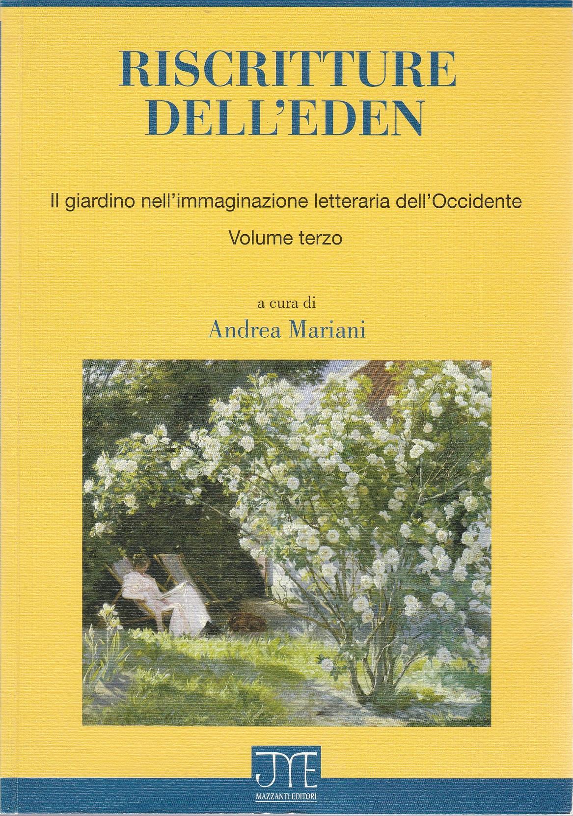 Riscritture dell'Eden - Vol. 3