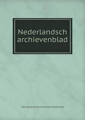 Nederlandsch Archievenblad