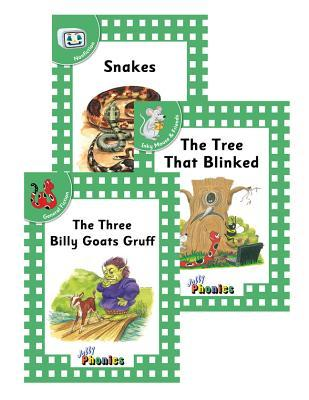 Jolly Phonics Readers, Level 3 Complete Set