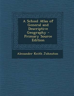 A School Atlas of Ge...