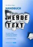 Handbuch Werbetext