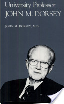 University Professor John M. Dorsey