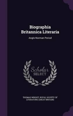 Biographia Britannic...
