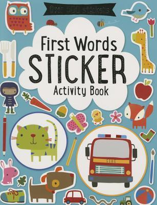 First Words Sticker Activity Book
