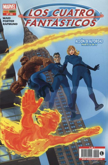 Los 4 Fantásticos Vol.1 #20 (de 34)