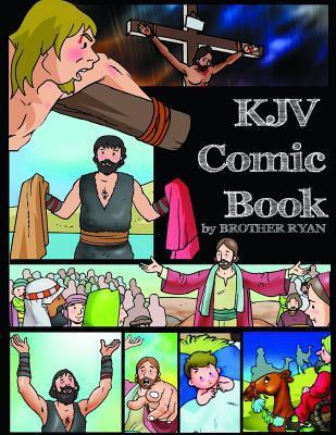King James Comic Book