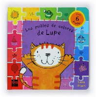 Los puzles de colores de Lupe