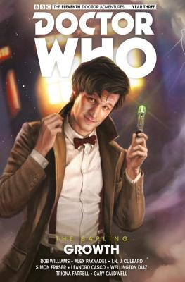 Doctor Who the Eleventh Doctor The Sapling 1