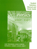 Study Guide with Student Solutions Manual, Volume 2 for Serway/Jewett's Physics for Scientists and Engineers, 9th