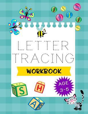 Letter Tracing Workbook
