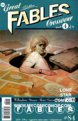 Fables n. 84