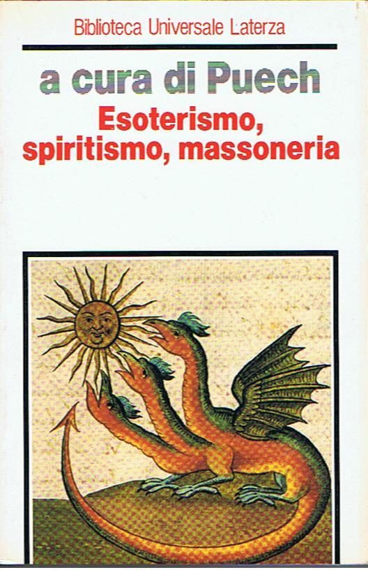 Esoterismo, spiritismo, massoneria