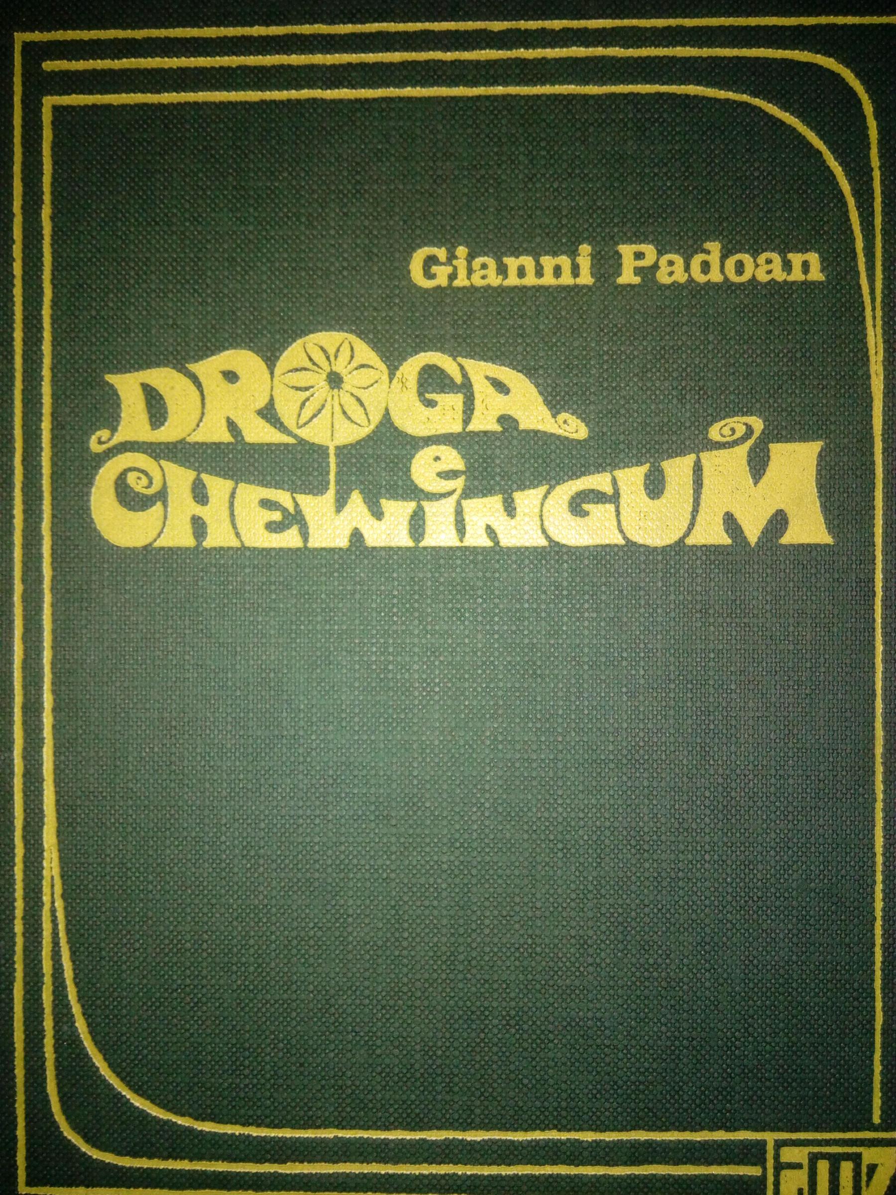 Droga e chewingum
