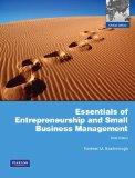 Essentials of Entrepreneurship & Small B