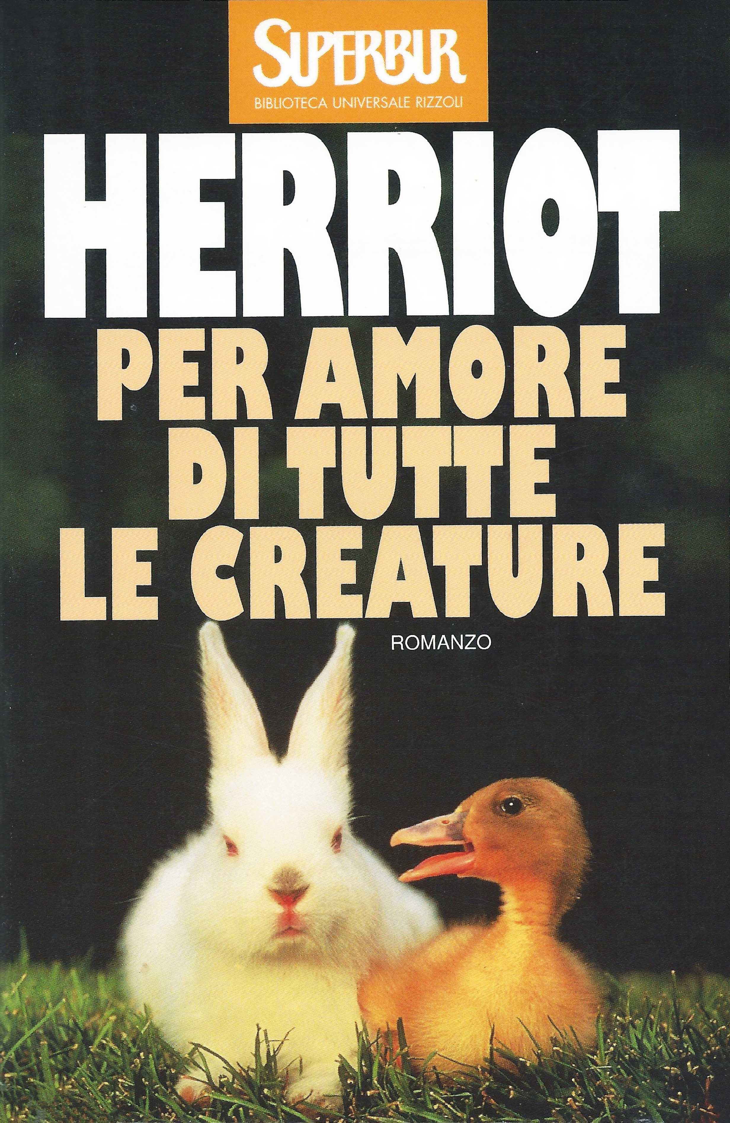 Per amore di tutte le creature