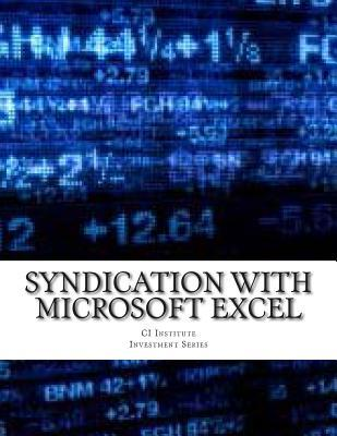 Syndication With Microsoft Excel