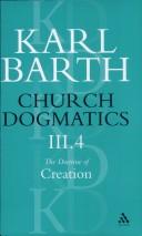 Church Dogmatics III.4