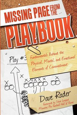 Missing Page From the Playbook