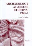 Archaeology at Aksum, Ethiopia, 1993-7