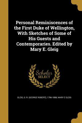 PERSONAL REMINISCENCES OF THE