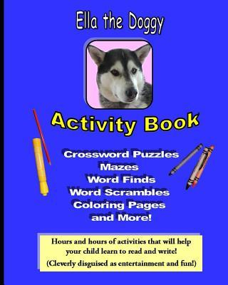 Ella the Doggy Activity Book