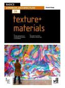 Basics Interior Architecture: Texture   Materials