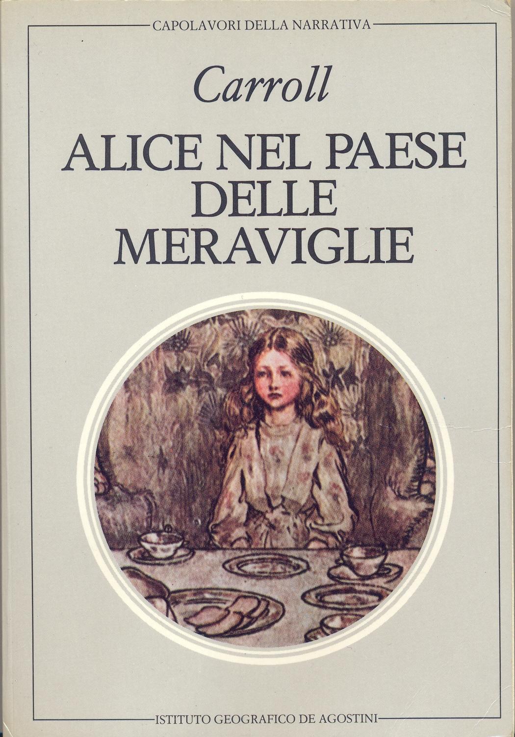 Alice nel paese delle meraviglie - Attraverso lo specchio
