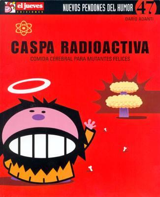 Caspa radioactiva