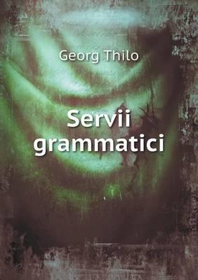 Servii Grammatici
